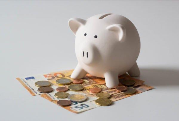 Grube Geld sparen