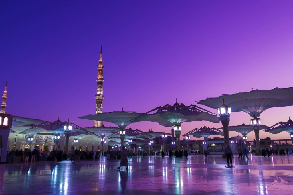 industrielles Abwasserbehandlungssystem in Saudi Arabien