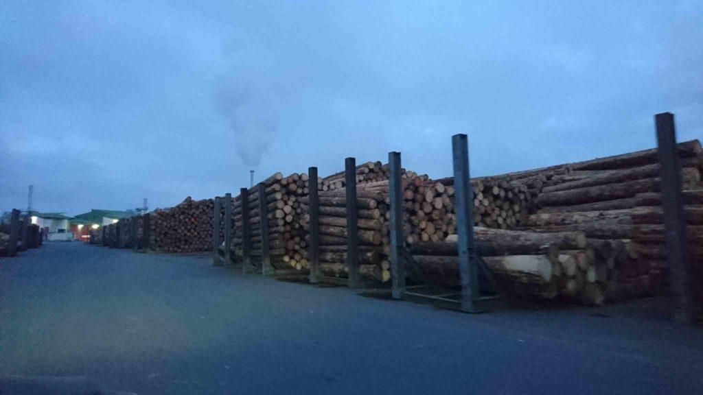 Wasserreinigung für Holzindustrie