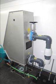 ClearFox® SBR Technologie, Grobentschlammung, Kompakte Bauweise