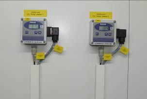 Sauerstoffregelun