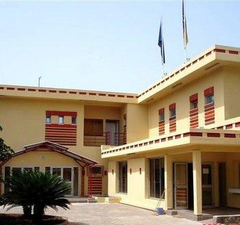 Bau der Abwasserreinigungsanlage der Deutschen Botschaft in Mali