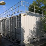 containerised wastewater treatment plants