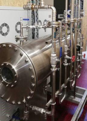industrielles Abwasserbehandlungssystem treatment system