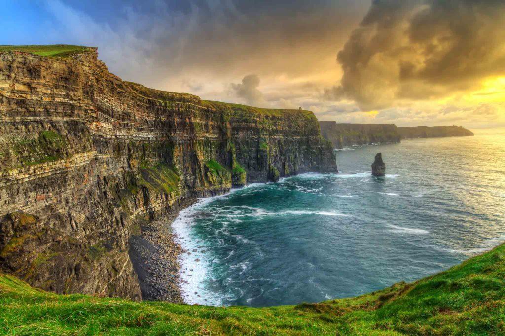 Abwasserreinigung in Ireland