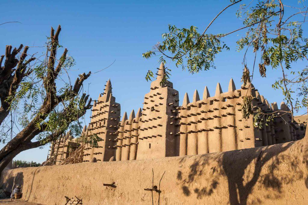 wastewater treatment Mali Afrika