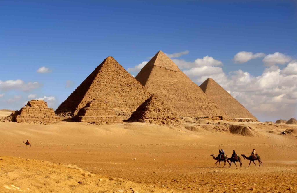 Industriekläranlage in Egypt