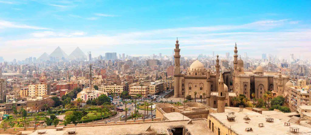 Industrielle Abwasserreinigungsanlage in Ägypten