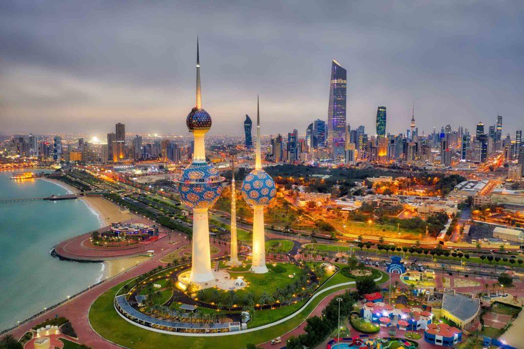 Abwasserreinigung in Kuwait