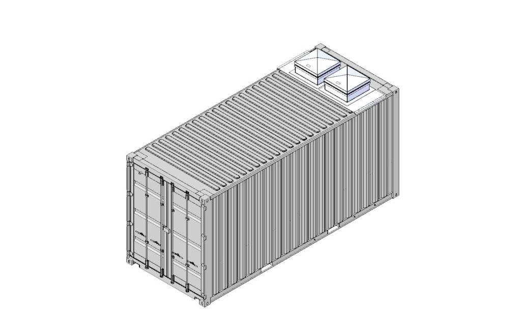 Containerkläranlage