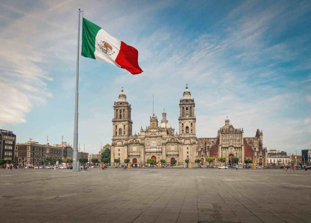 Abwasserbehandlung in Mexico
