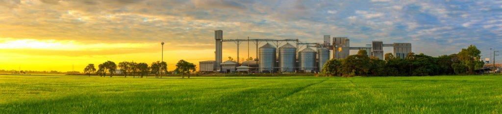 Landwirtschaftliche Industrie