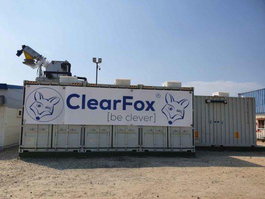 ClearFox für Samsung Heavy Industries