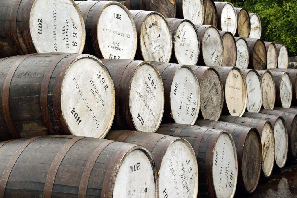Destillerieindustrie