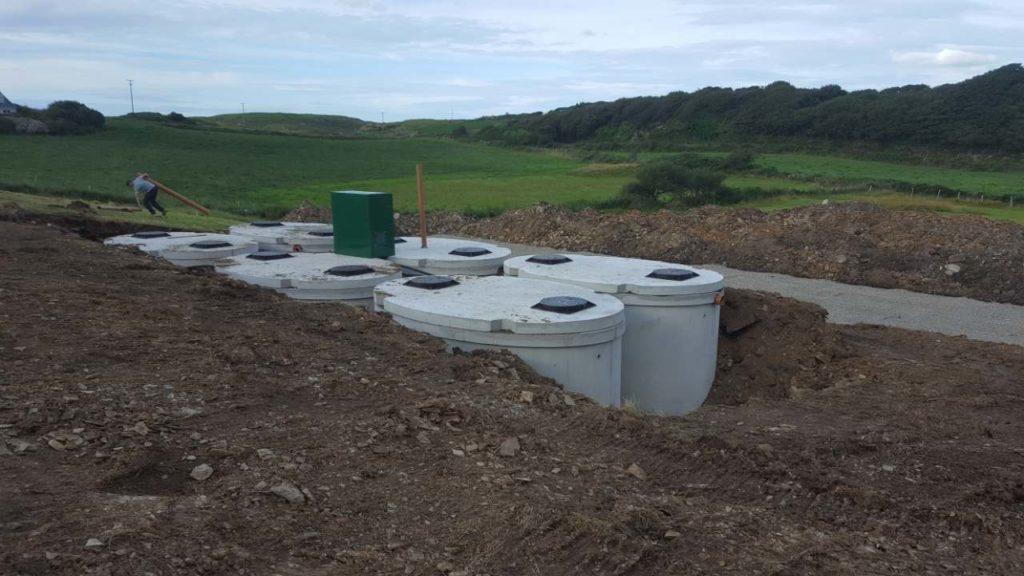 Abwasserreinigung Ireland