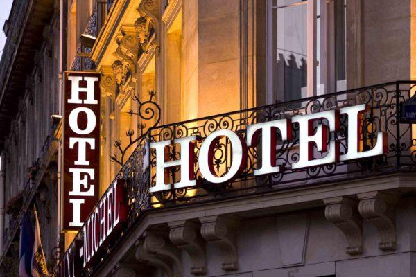 hotel treatment