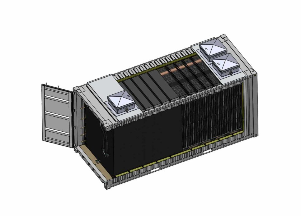 FBR Festbettreaktor