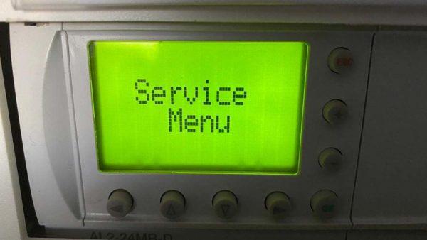 service check kläranlage