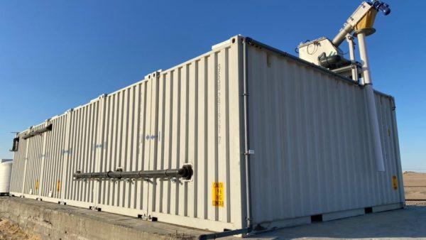 ClearFox®-Container-Abwasserbehandlung