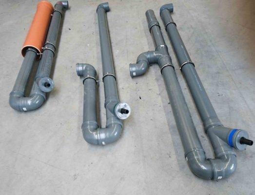 SBR-Ausrüstung für Hotelabwasser
