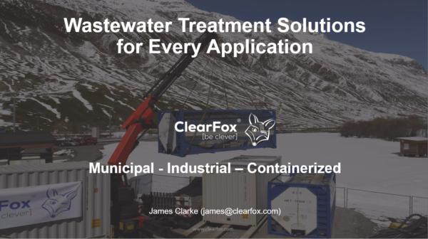 ClearFox® Präsentation in Malaysia