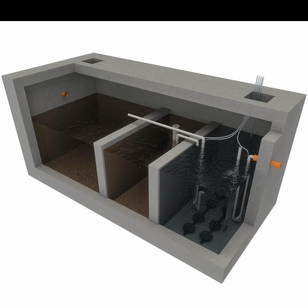 ClearFox® SBR Standard Abwasseranlage