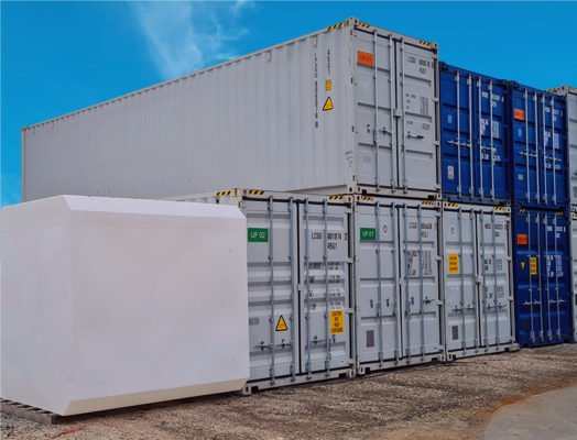 ClearFox® containerized